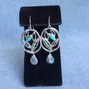 Silpada Sterling silver earrings W2213